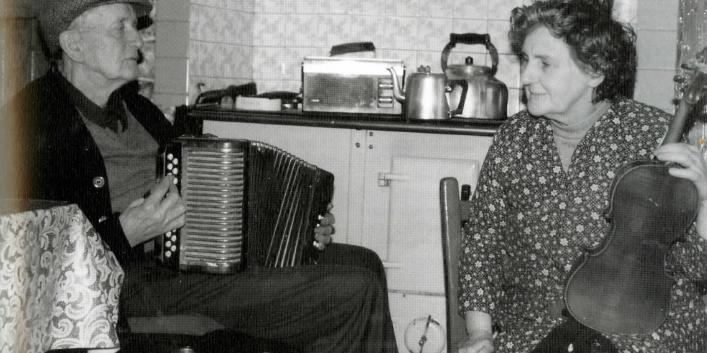 Pat Danny And Mary Osullivan Sliabh Luachra