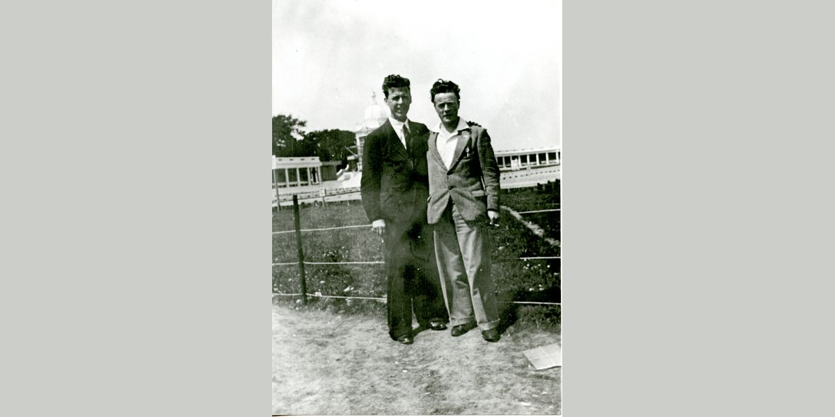 Seamus Omahony Leo Rowsome 1932