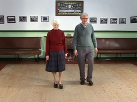Irish Traditional Step Dancing with Céline & Michael Tubridy