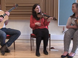 National Music Day : Ceoltoirí Chluain Tarbh