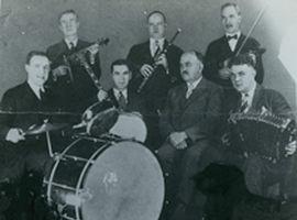 Dan Sullivan's Shamrock Band 78s, 1920s–1930s