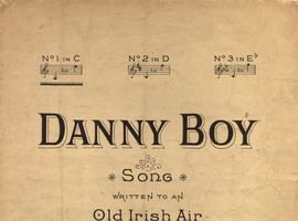 Danny Boy: The Story of the Song Written to an Old Irish Air