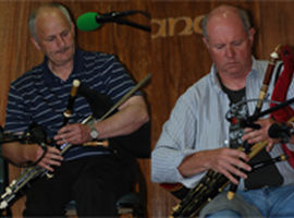 Lunchtime Uilleann Pipes Recitals, WCSS 2011