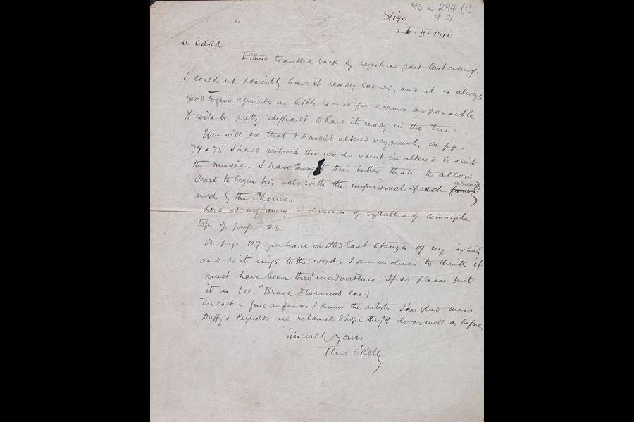 Eithne Letter