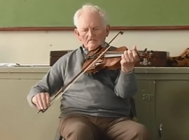 Joe Ryan, Clare Fiddle Player, on Video, 1999–2004
