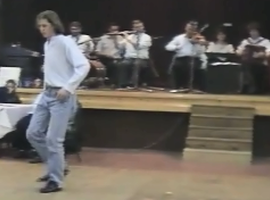 Sean-Nós Dancing in Co Meath, 1996
