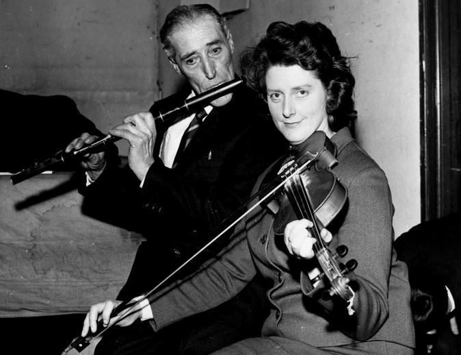 John Brennan and Tilly Finn / Independent Newspapers