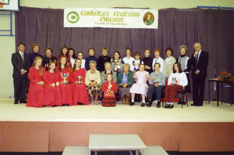 O'Carolan Harp Festival 1992 / [unidentified photographer]
