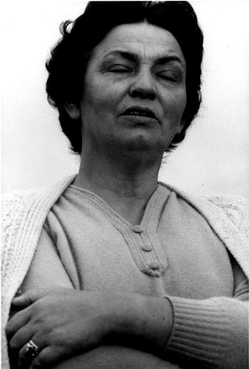 Máire Áine Ní Dhonnchadha / [unidentified photographer]